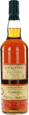 A. D. Rattray 1997 14-Year Rum