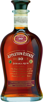 Appleton Estate 30-Year Limited Edition Rum