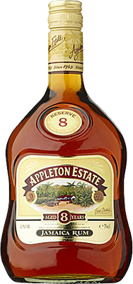 Appleton Estate 8-Year Rum