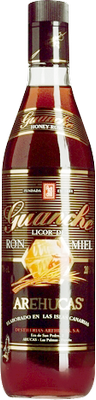 Arehucas Honey Rum