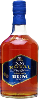 Banks XM Royal 10-Year Rum