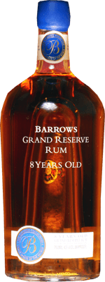 Barrows 12-Year Rum