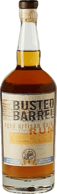 Busted Barrel Artisan Dark Rum