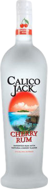 Calico Jack Cherry Spiced Rum