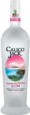 Calico Jack Tropical Punch Rum