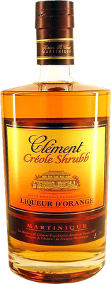 Clement Creole Shrubb Rum