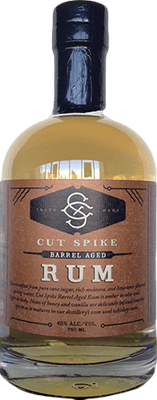Cut Spike Barrel Aged Rum