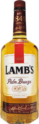 Lamb's Palm Breeze Rum