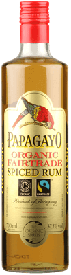 Papagayo Spiced Golden Rum