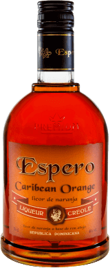 Ron Espero Caribbean Orange Rum