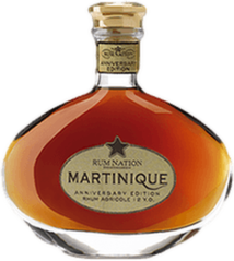 Rum Nation Martinique 12-Year Anniversary Rum