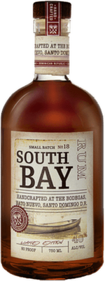 South Bay Small Batch Rum