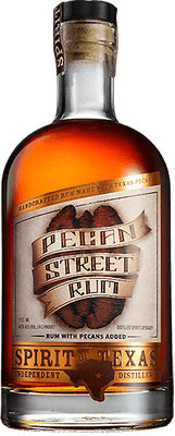 Spirit of Texas Pecan Street Rum