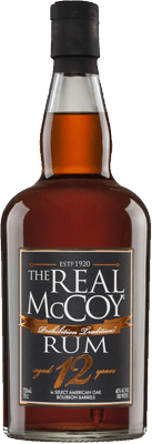 The Real McCoy 12-Year Rum