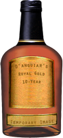 D'aguiar's Royal Gold 10-Year Rum